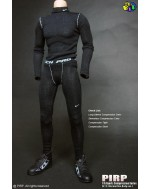 PIRP 1/6 Scale Sport Compression Series Set A For Regular Size Hot Toys Body