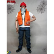 PIRP 1/6 Scale Spider Boy Amazing Winter Casual Wear Set 2.0