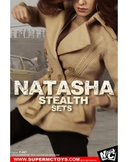 SuperMCTOYS F067 1/6 Scale Natasha Stealth Sets