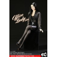 SUPERMCToys F077 1/6 Scale Office Lady Sets