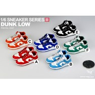 ONESIX-VERSE TOYS OS07 1/6 Scale Sneaker Series 3 Dunk Low