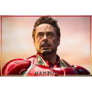 MAXNUT M001 1/6 Scale Male Head Sculpt