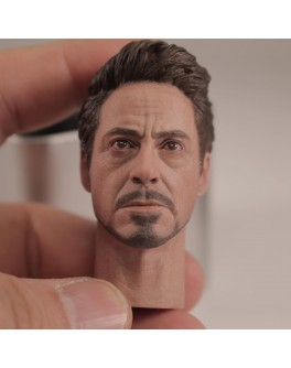 Maxnut M003 1/6 Scale Male Head Sculpt