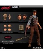 Mezco 1/12 Scale Evil Dead 2 - Ash