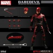 Mezco 1/12 Scale DareDevil Action Figure
