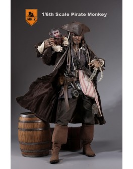 Mr.Z 1/6 Scale Pirate Monkeys Set