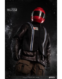 MTOYS M023 1/6 Scale Motor Warrior figure