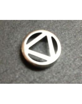 1/6 Scale Metal Core for Tony Stark Arc Reactor Custom