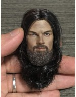 OSK1608903 Custom 1/6 Scale Male Head Sculpt