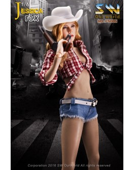 OurWorld FS005 1/6 Scale Jessica Fox Action Figure