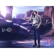 Ourworld FS015 1/6 Scale Ms Adventurer Figure