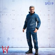 Swtoys FS019 1/6 Scale A Man Figure