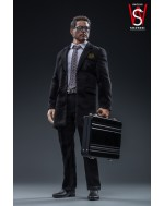 Swtoys FS021 1/6 Scale Man In Black figure