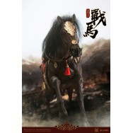 """POPTOYS ALS009 1/6 Scale """"Fight for the Throne"""" War Horse"""