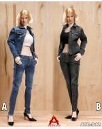 Acplay ATX-012 1/6 Scale Female Deniem Set in 2 Styles