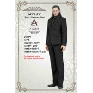 Acplay 1/6 Scale Black Suit Set
