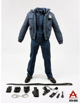 Acplay 1/6 Scale Custom Police Uniform Set