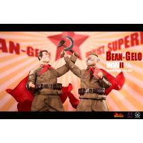 POPTOYS BGS019 1/12 Scale Socialist Soldiers Pair set