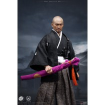 POPTOYS EX030C 1/6 Scale Benevolent Samurai Petition Version accessory package