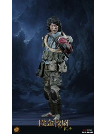 POPTOYS 1/6 EX013 Archaeological explorer in 2 Versions