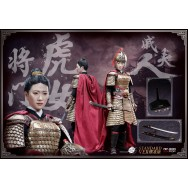 POPTOYS EX020 1/6 Scale Heroine Mrs.Qi Standard Version