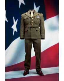 POPTOYS 1/6 Scale X19 Golden Age America Captain Uniform Set Re-issue