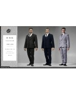 POPTOYS 1/6 Scale X25 Standard Western-style suit with waistcoat/Three colors