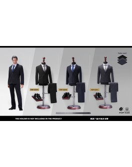 POPTOYS X28 1/6 Scale Stripe Suit Set in 3 Styles