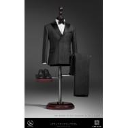 POPTOYS X32 1/6 Scale Men's striped suit
