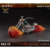 PWTOYS PW2021 1/12 Scale The Hell Bike