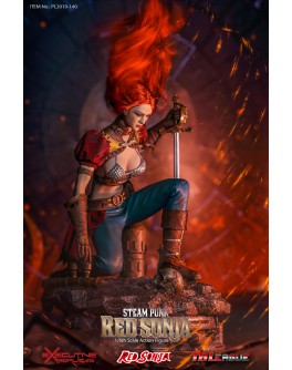 TBLeague 1/6 Scale Steam Punk Red Sonja PL2019-140A
