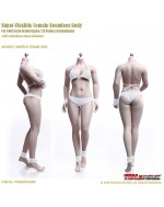 TBLeague S29B 1/6 Scale Female Seamless Figure Body in Suntan
