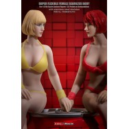 TBLeague T03 1/12 Scale Seamless female body in 2 styles