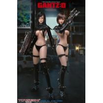 TOYSEIIKI Gantz:o 1/6 Scale REIKA & ANZU