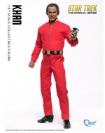 QMx 1/6 Scale Star Trek TOS Khan Collectible Action Figure