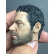 One Sixth Kit 1/6 Scale Gladiator Russell Crowe Head Sculpt