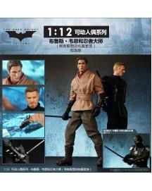 Soap Studio 1/12 Scale Bruce Wayne & Ra's al Ghul Special Edition