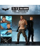Soap Studio 1/12 Scale Bruce Wayne & Ra's al Ghul Set