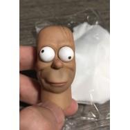 SuperDuck SDH008 1/6 Scale Head Sculpt + Belly Lining Set