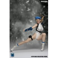 SuperDuck SET033 1/6 Scale Special Force Combat Girl Costume Set in 2 styles