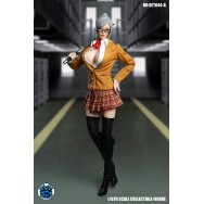 Super Duck SET044 1/6 Scale Office Lady Costume Set in 2 styles