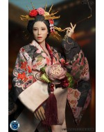 SuperDuck SET052 1/6 Scale Oiran Costume Set