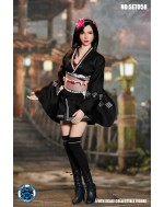 SuperDuck SET058 1/6 Scale Combat girl costume set