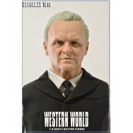 SUPERMAD TOYS The CEO of Western World 1/6 Custom Hand Made Figure
