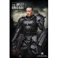 TITTOYS NO.TT009 1/6 The Wolf Brigade-black Wolf