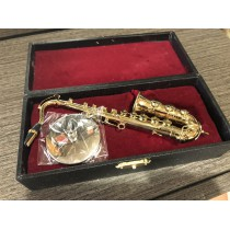 Custom 1/6 Scale Diecast Saxophone