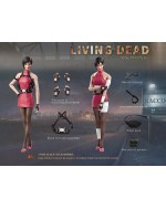 Hot Heard FD006 1/6 Scale Ms Wong accessories pack in 2 styles