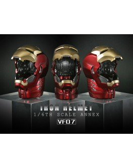VF Toys VF07 1/6 Scale Male Helmet Compatible with MK46/47