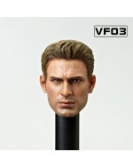 VFTOYS VF03 1/6 Scale Chris Head Sculpt