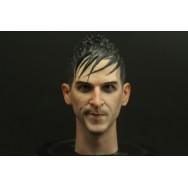 Custom 1/6 Scale TE Male Head Sculpt